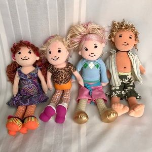 Groovy Girls Plush Dolls